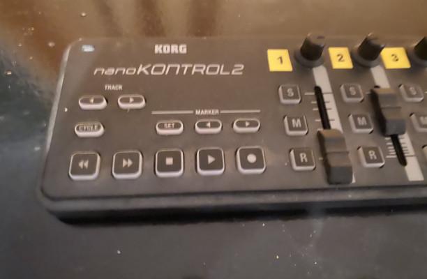 Korg Nanocontrol