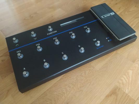 Pedalera foot controller Line6 FBV3