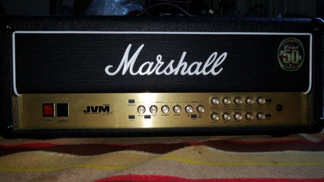 Cabezal JVM 205h Marshall