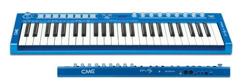 Vendo o cambio teclado controlador CME U-K v2