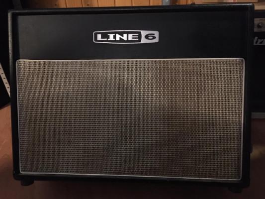 Amplificador Line 6 Flextone III