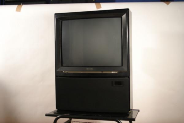 Televisor Panasonic Color TV TX-3370 IR-A.