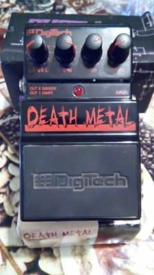 Digitech Dead Metal (Cambiado)