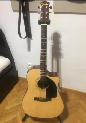 Fender CD 60 Nat acústica