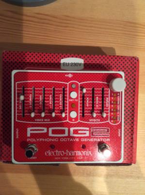 Vendo pedal EHX Pog 2 (RESERVADO)