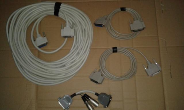 Cables ILDA Adaptador ILDA/DMX