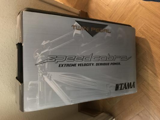 Doble pedal TAMA Speed Cobra NUEVO