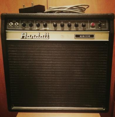 Randall RG 80 112 SC (1984) ¡ENVIO INCLUIDO!