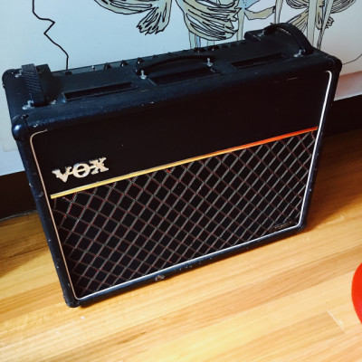 Vox AC30 Top Boost 30 Reverb 1982