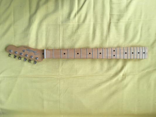Mástil Fender Telecaster 50's