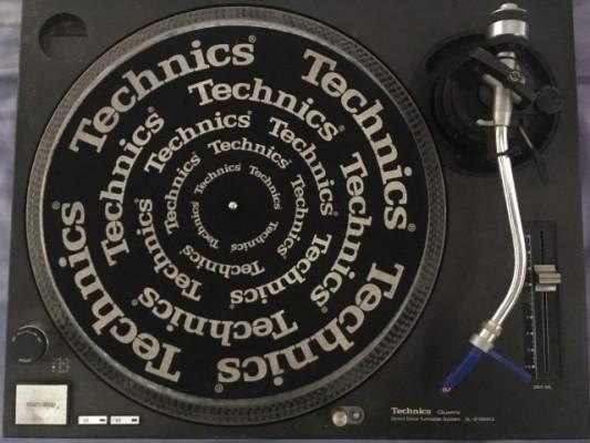 Technics SL-1210 MK2 (Pareja o por separado)