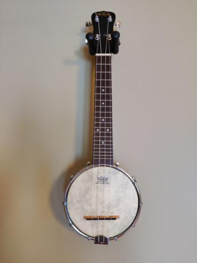 Banjolele Kala soprano
