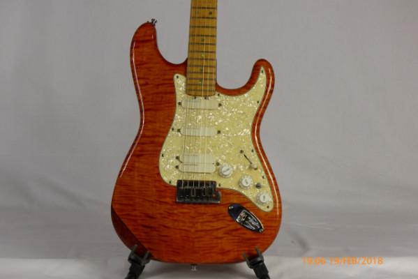 (espectacular...) Strato de luthier Jerzy Drozd del '96