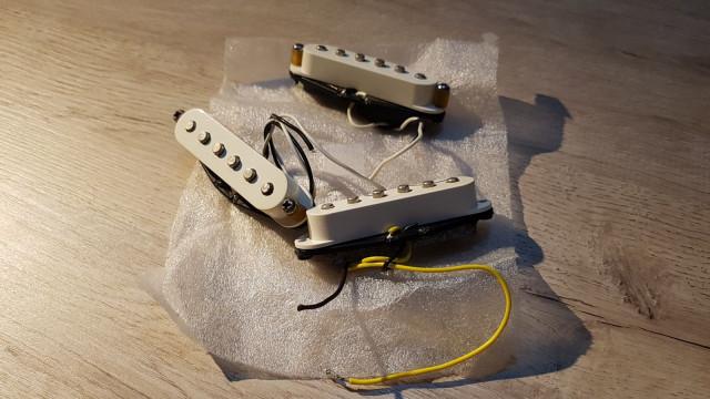 Pastillas Fender Stratocaster MIM