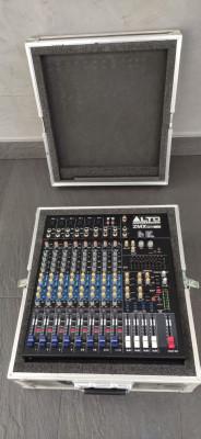 Mesa de mezclas ALTO PROFESSIONAL ZMX124FX USB