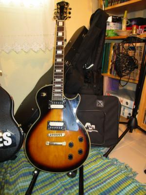 Vendo guitarra tipo Les Paul