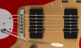 Pastillas de Fender Squier DLX Jazzmaster TREM CAR