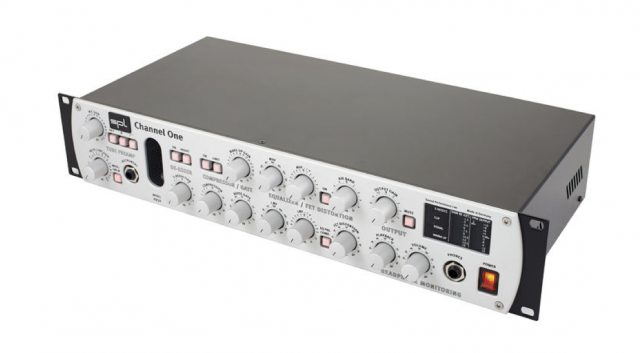 Preamplificador SPL Channel One MkII 2950 Premium