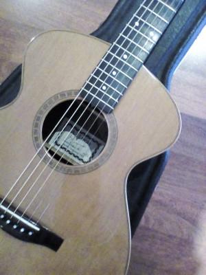 Guitarra acústica del luthier Adrian Lucas