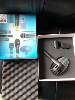 Microfono Akg D 112