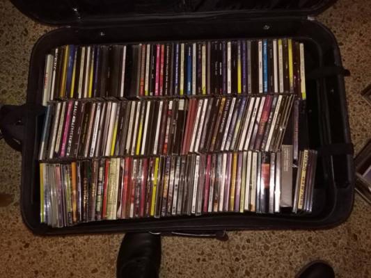 Coleccion de mas de 500 cd de Psytrance años 1995-2010