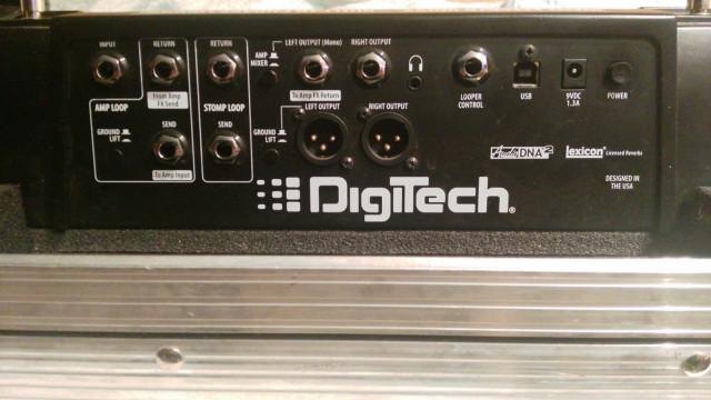 Multiefectos Digitech RP 1000