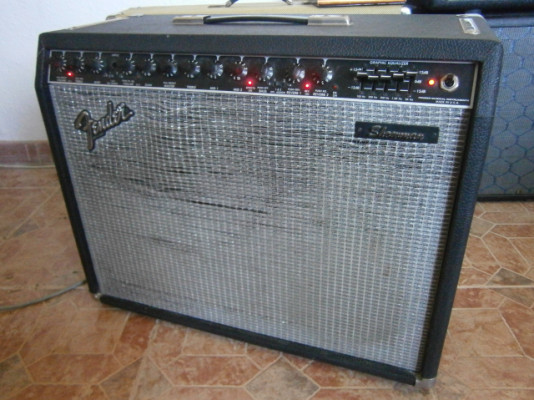 Fender Showman (Paul Rivera) 80's