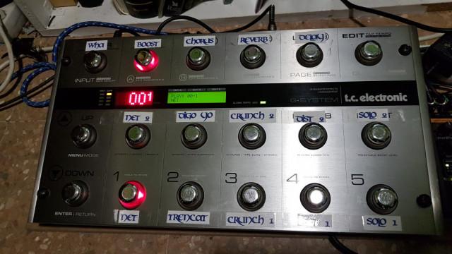 G-SYSTEM TC ELECTRONICS