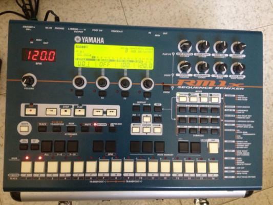 Yamaha RM1X + fuente, maleta, repuestos... [Envío incluido]