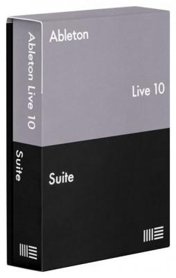 Vendo licencia ABLETON 10 al 75% OFF