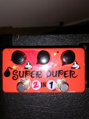 Vendo zvex Super Duper hand painted