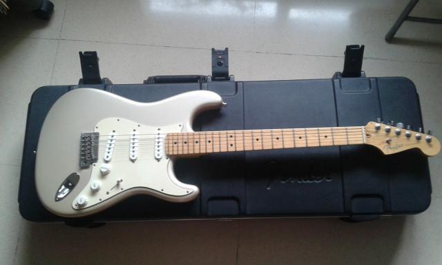 Vendo-Fender Stratocaster Standard USA