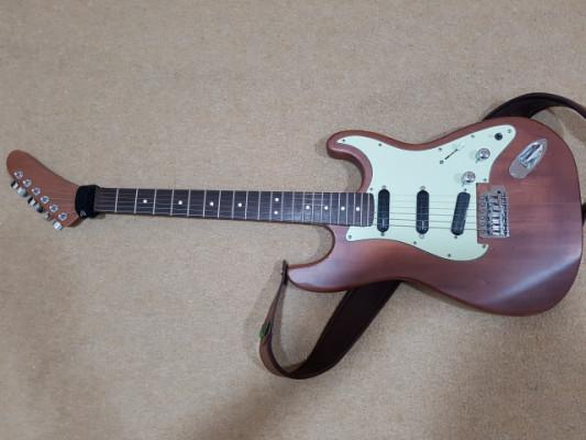 Stratocaster Frankenstein