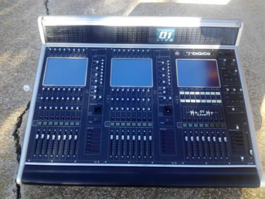 Vendo: Se vende Digico D1 52 entradas 24 salidas analógicas + 8 entradas 8 salidas en AES