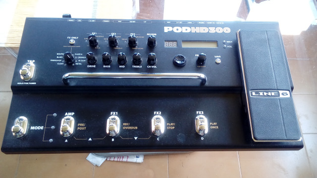 POD HD-300
