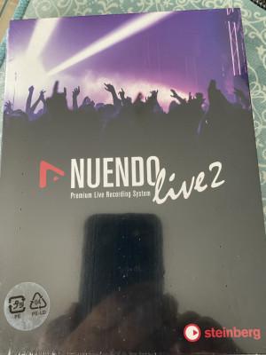 LICENCIA Nuendo Live 2