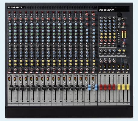 Allen & Heath GL2400-16 mesa de mezclas sonido