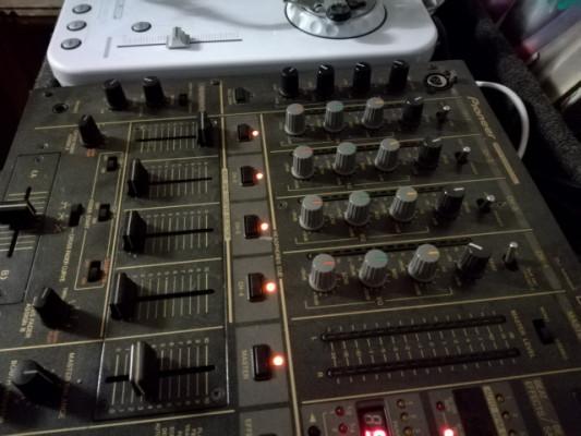 DJM 600 IMPOLUTA (perfecto estado)