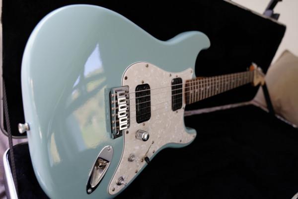 O CAMBIO Stratocaster Ultra Vitaminada