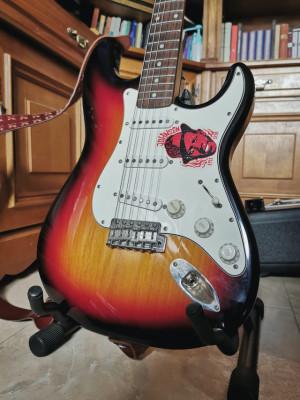 Stratocaster HAAR Custom Trad-S