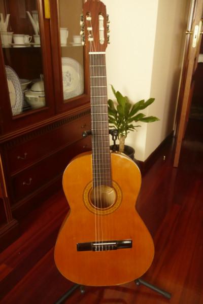 Guitarra flamenca de los 70´s Miguel Ángel