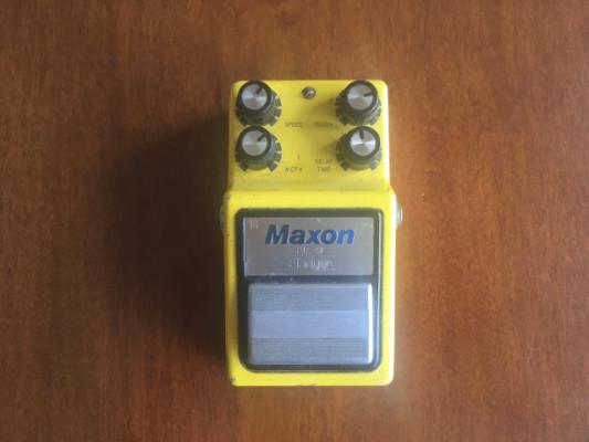 Flanger Maxon FL-9 años 80