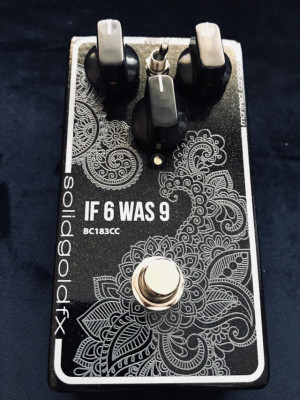 SolidGoldFX If 6 was 9 FUZZ bc183cc