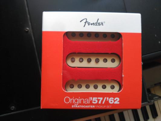 Pastillas Fender 57/62