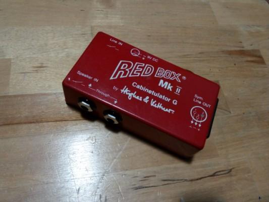 RED BOX MKII Cabinetulator G de H&K