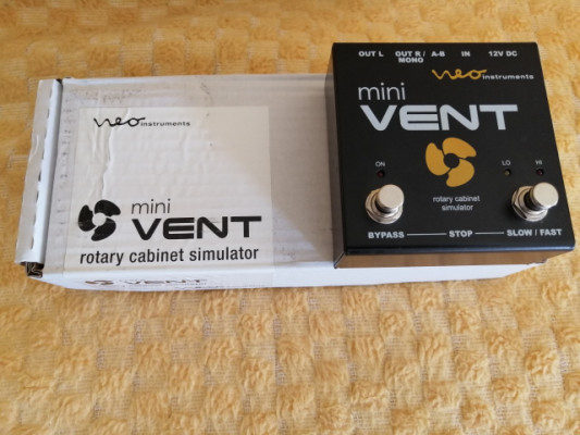 Neo Instrumentos MiniVent Rotary Cab
