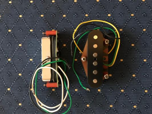 Pastillas Fender SCN Telecaster