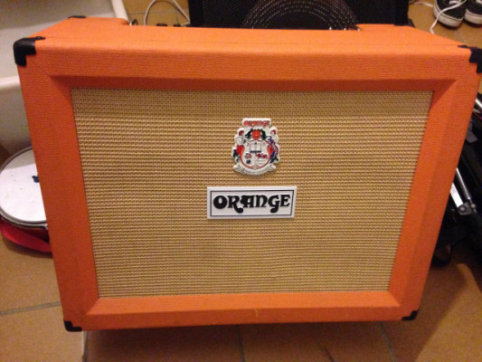 ORANGE CRUSH CR120c