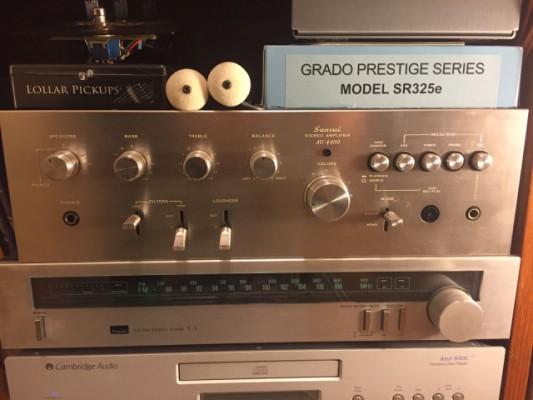 Vendo amplificador HIFI Sansui Au-4400