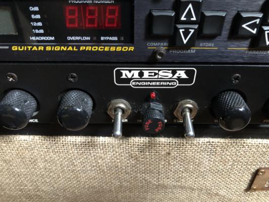 Mesa boogie 20/20 tube stereo EL 84 OFERTA